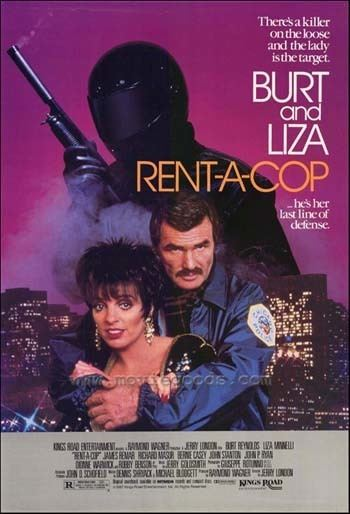 Rent-a-Cop (film) Rentacop Soundtrack details SoundtrackCollectorcom