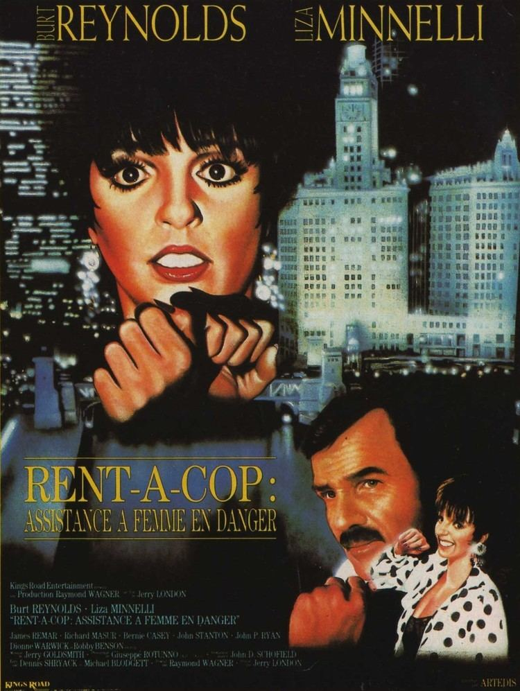 Rent-a-Cop (film) Post No Bills The Seedy 80s Posters of Burt Reynolds Nitehawk