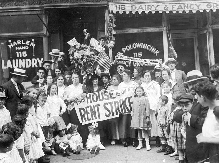 Rent strike Rent strike Wikipedia