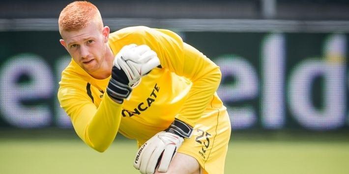 Renze Fij Heracles Almelo houdt doelman Fij 22 aan boord FCUpdatenl