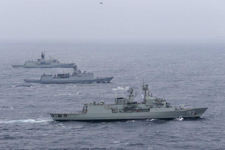 Republic of Korea Navy Korean exercise refines skills Navy Daily