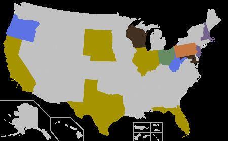 Republican Party presidential primaries, 1964 httpsuploadwikimediaorgwikipediacommonsthu