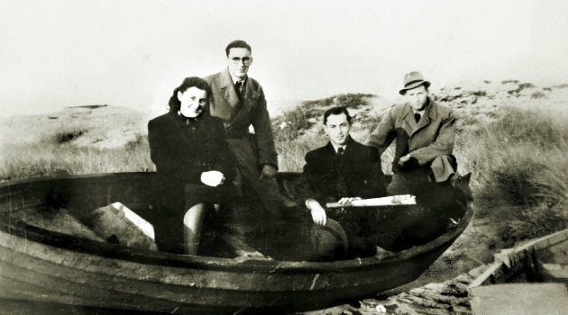 Rescue of the Danish Jews Denmark Forced by History To Revisit Heroic Tale of Jewish Rescue