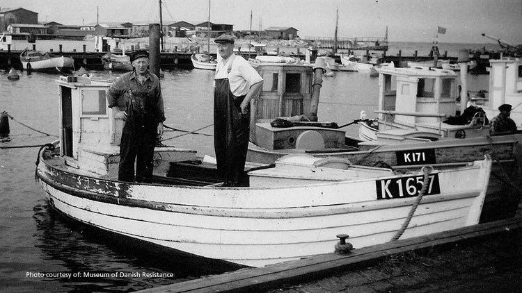 Rescue of the Danish Jews Viking Oceans Danish Heroes Helping the Jews Flee Nazi Rule YouTube