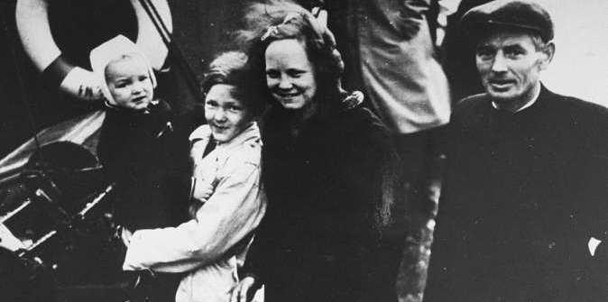 Rescue of the Danish Jews Online Exhibition United States Holocaust Memorial Museum