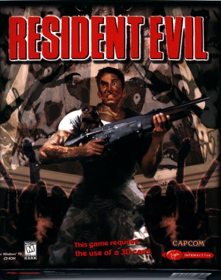 Resident Evil Umbrella Chrnicles Subway Map 3d Model.Resident Evil 1996 Video Game Alchetron The Free Social