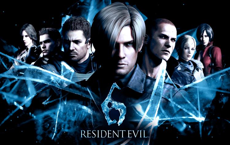 Resident Evil 6 Resident Evil 6 Games GameZone