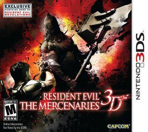 Resident Evil: The Mercenaries 3D httpsuploadwikimediaorgwikipediaen440The