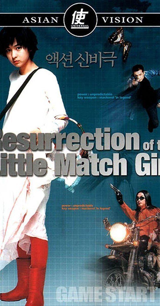Resurrection of the Little Match Girl httpsimagesnasslimagesamazoncomimagesMM