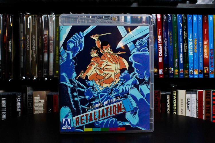 Retaliation (film) Retaliation 1968