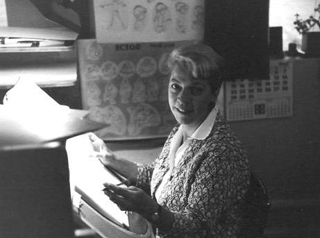 Retta Davidson Remembering the Other Retta Disney Feature Animations Retta Davidson