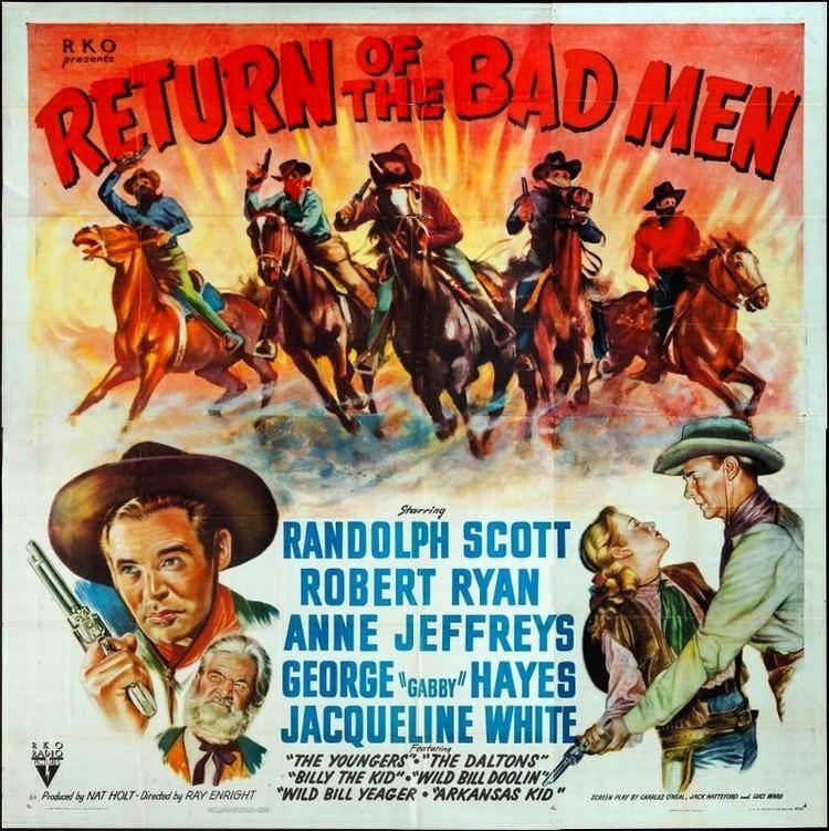 Return of the Bad Men Return of the Bad Men Great Western Movies