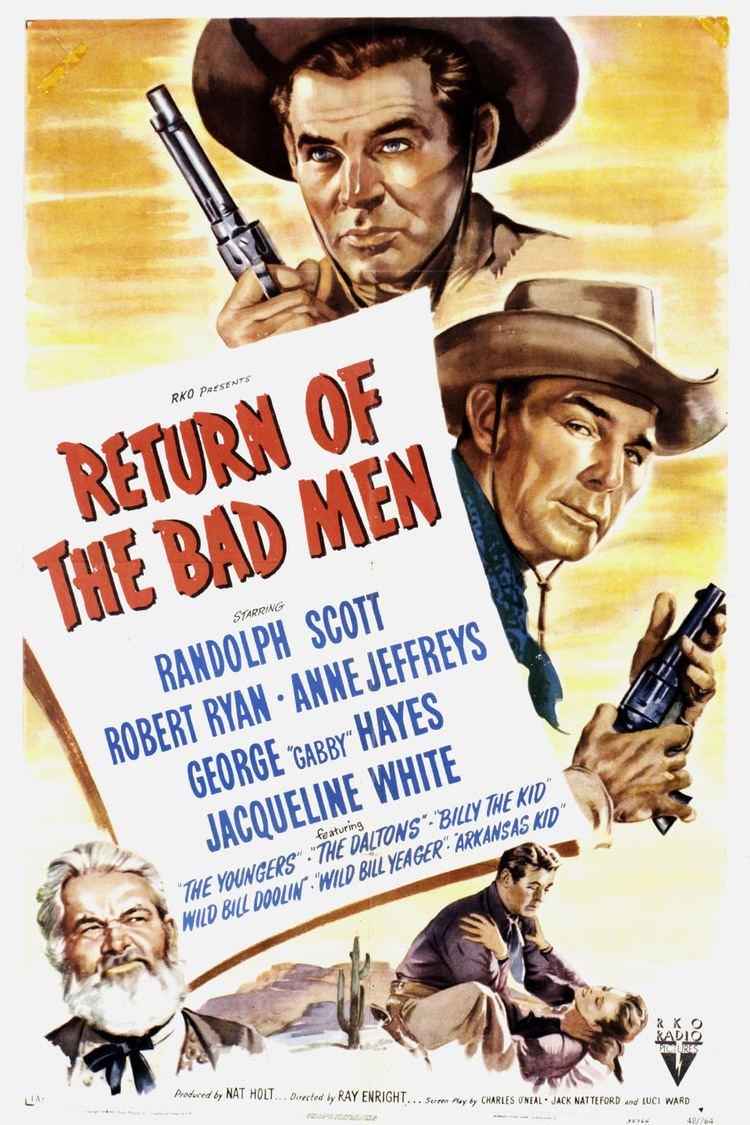Return of the Bad Men wwwgstaticcomtvthumbmovieposters4266p4266p