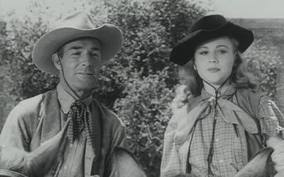 Return of the Bad Men Return of the Badmen 1948 starring Randolph Scott Robert Ryan