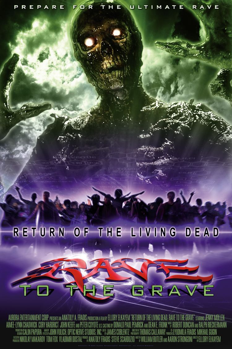 Return of the Living Dead: Rave to the Grave Introduction Return of the Living Dead Rave to the Grave