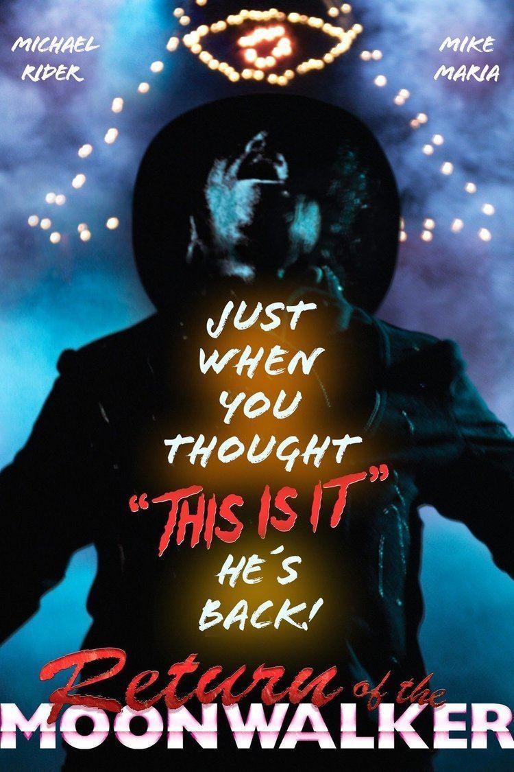 Return of the Moonwalker wwwgstaticcomtvthumbmovieposters10381137p10