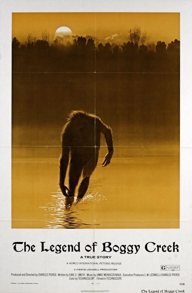 Return to Boggy Creek Every 70s Movie The Legend of Boggy Creek 1972 Return to Boggy
