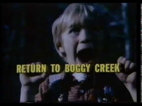 Return to Boggy Creek Return To Boggy Creek 1977 Trailer YouTube