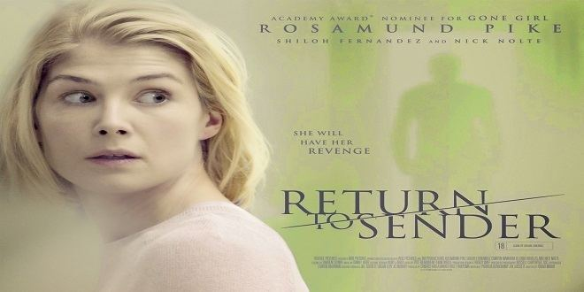 Return to Sender (2015 film) Return to Sender 2015 Full Movie Online Watch Free DoMoviesme