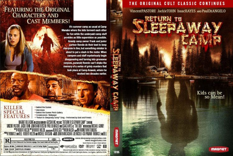 Return to Sleepaway Camp Return to Sleepaway Camp Sleepaway Camp V The Return 2008