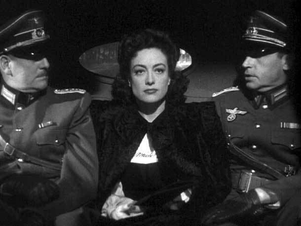 Reunion in France The Joan Crawford Third Reich Smackdown Boiling Sand