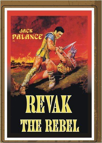 Revak the Rebel Amazoncom REVAK THE REBEL Sinister Cinema Movies TV