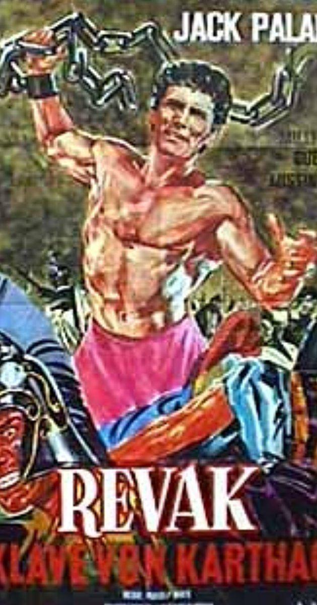 Revak the Rebel The Barbarians 1960 IMDb