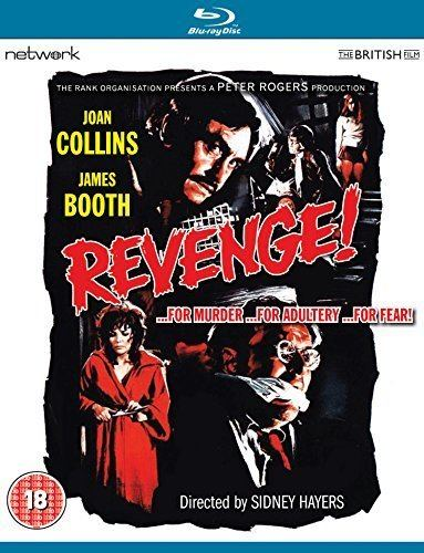 Revenge (1971 film) Revenge 1971 James Booth and Joan Collins are out for blood in
