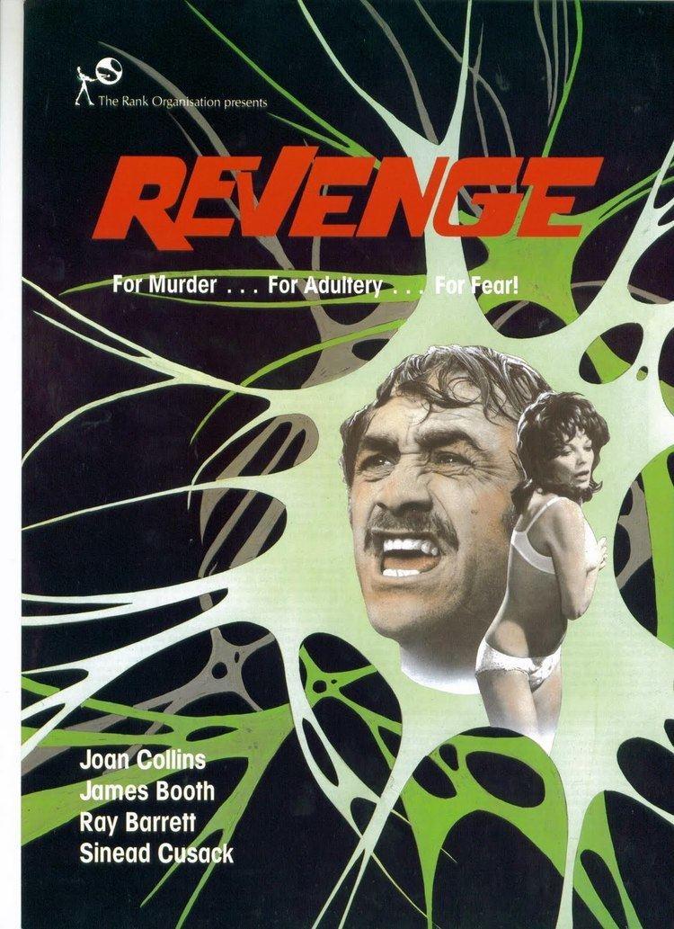 Revenge (1971 film) LEGENDARY DAME FILM FLASHBACK REVENGE 1971