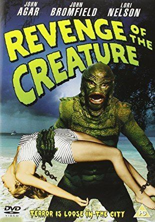 Revenge of the Creature Revenge of the Creature 1955 DVD Amazoncouk John Agar John
