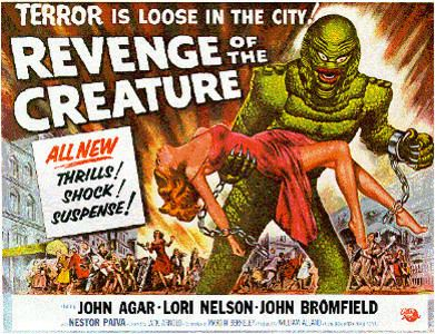 Revenge of the Creature Cryptomundo Revenge of the Creature Actor Dies