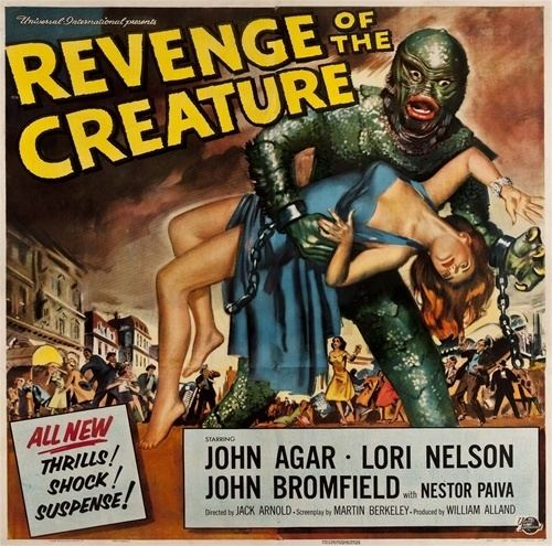 Revenge of the Creature flyingcars Revenge of the Creature 1955