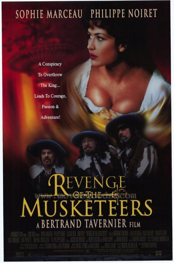 Revenge of the Musketeers Revenge of the Musketeers Movie Posters From Movie Poster Shop