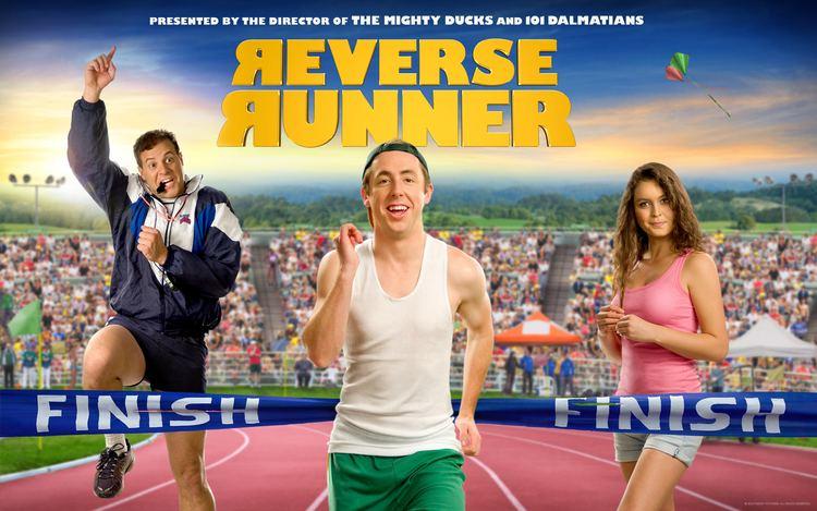 Reverse Runner Reverse Runner Movie Official Website Downloads