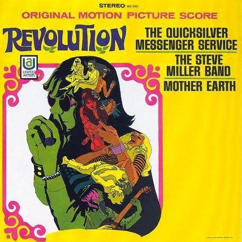 Revolution (1968 film) Revolution 1968 Original Soundtrack The Savage Saints