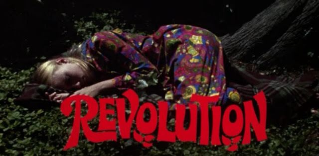 Revolution (1968 film) Acidemic Film Bouncer at the Gates of Love REVOLUTION 1968