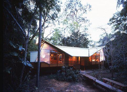 Rex Addison The studio Taringa house and studio Buildings Rex Addison