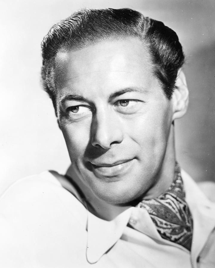 Rex Harrison Rex Harrison 19081990 by Granger