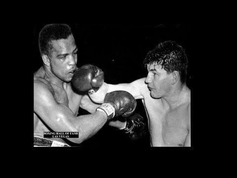 Rex Layne Rocky Marciano Sees Rex Layne KO Bob Satterfield Host Jimmy