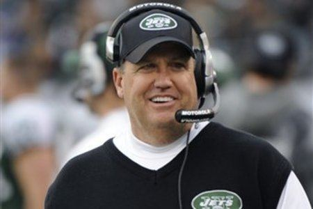 Rex Ryan Rex Ryan A Changed Man Also Gives Rise To A Changed Jets