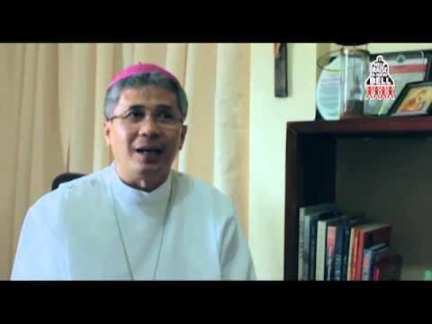 Reynaldo G. Evangelista Bishop Reynaldo G Evangelista DD Bishop of Imus for WALKRUN