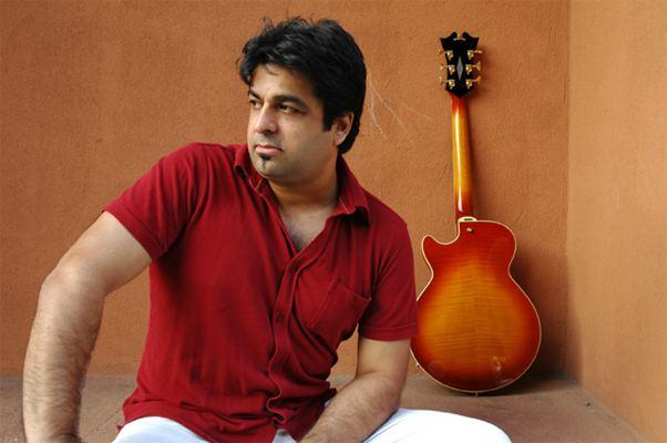 Rez Abbasi Rez Abbasi My Music Masterclass