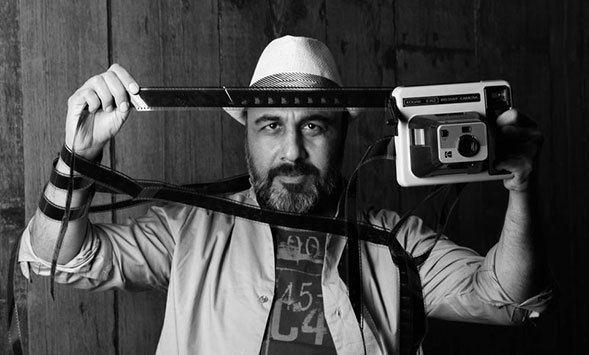 Reza Attaran Reza Attaran Awarded Iranian actor director
