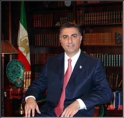 Reza Pahlavi, Crown Prince of Iran Crown Prince Reza Pahlavi of Iran Flickr Photo Sharing