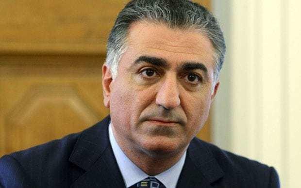 Reza Pahlavi, Crown Prince of Iran Exiled Crown Prince campaigns to bring Arab Spring to Iran