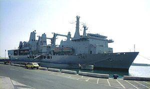 RFA Fort Victoria bombing httpsuploadwikimediaorgwikipediaenthumbe