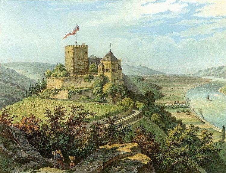Rheineck in the past, History of Rheineck