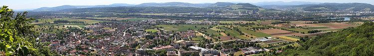Rheinfelden in the past, History of Rheinfelden