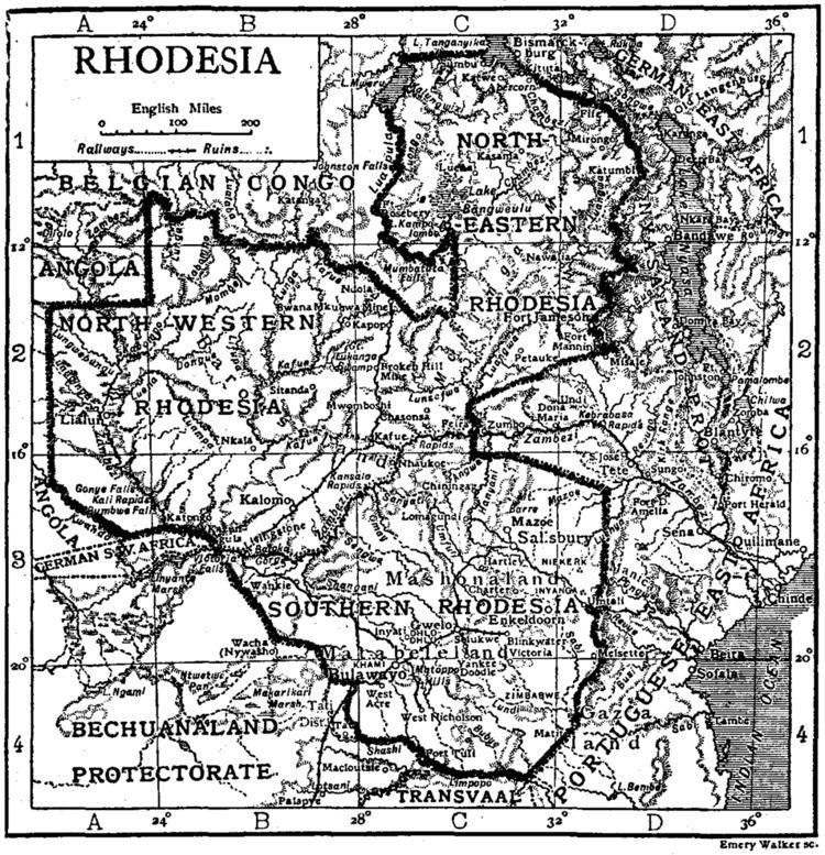 Rhodesia (region)
