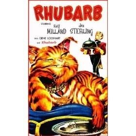 Rhubarb (1951 film) Rhubarb DVD Talk Review of the DVD Video